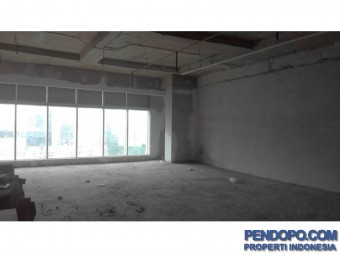 Office Space Bare Condition Lokasi Strategis di The H Tower, Kuningan, Jakarta Selatan