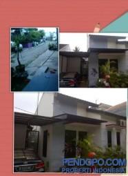 Rumah cluster nyaman Jagakarsa LT 78 m2 Kamar 3 MuRaH 650juta SHM Siap Huni