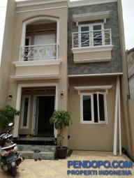 Rumah Baru 2 lantai minimalis di Kebagusan siap huni dekat Tol Simatupang