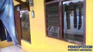 Rumah Kontrakan 2 Pintu Luas Total 108 M2 Di Lenteng Agung 400 Juta SHM