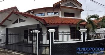 Dijual Rumah Bagus 2lt di Komplek BDN Jatiwaringin Pondok Gede Bekasi