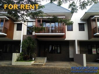 Di Sewakan Rumah Siap Huni 3 Bedroom Full Furnish di Jimbaran Bali