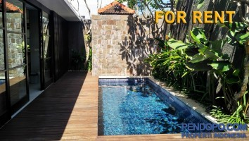 Di Sewakan Villa 2 Bedroom Full Furnish di Gunung Salak Kerobokan Bali