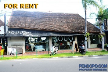Shop For Rent in Seminyak Area Bali