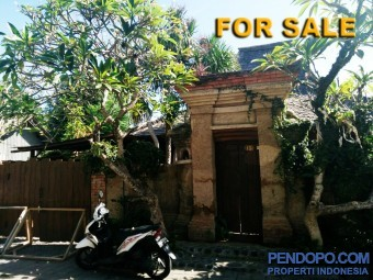 House type Villa For Sale at Biaung - East Denpasar