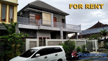 Rent House For Office at Perum Taman Griya Jimbaran
