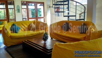 Di Sewakan Villa 2 Bedroom Full Furnish di Tanjung Benoa Bali