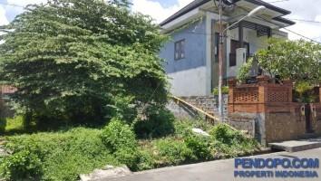Tanah Dijual Di Renon 1,58 Are Dekat Dewi Madri, Jalan Merdeka, Rumah Makan Wong Solo