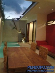 Jual Villa Murah Minimalis Modern Dan Full Furnish Di Sanur Bali