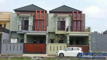Rumah Dijual Di Pulau Moyo Sesetan Denpasar Selatan Dekat Pintu Toll, By Pass Ngurah Rai, Sunset Road