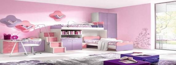 kamar tidur anak di rumah minimalis tertata rapi pt bdp